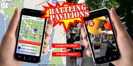 Battling Pavilions